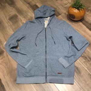 ROXY blue hoodie